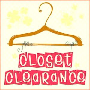 Other - Closet clearance